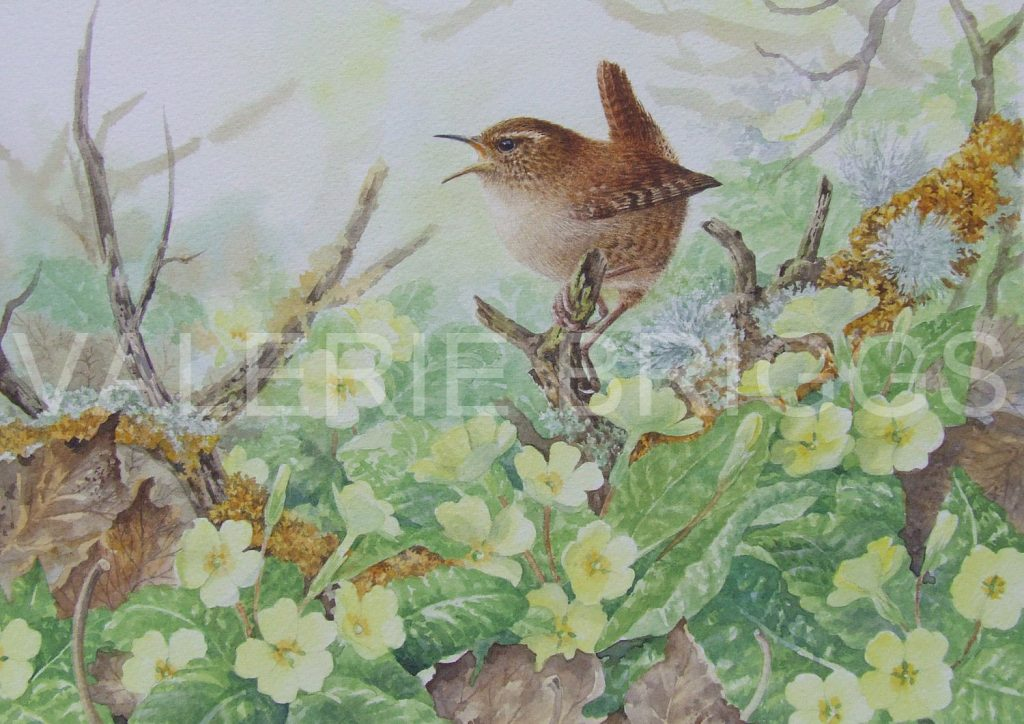 Promise of Spring by Valerie Briggs